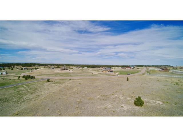 37330 Wild Horse Trail, Elizabeth, CO 80107 (MLS #4807166) :: 8z Real Estate