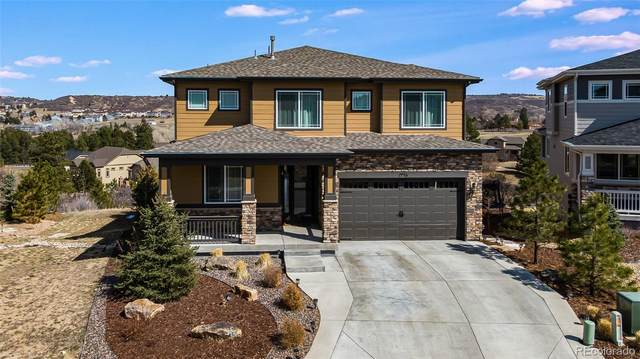 1776 Diamond Head Drive, Castle Rock, CO 80104 (MLS #4807317) :: 8z Real Estate
