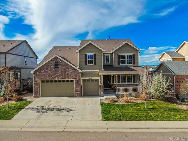 4843 S Riviera Street, Centennial, CO 80015 (MLS #4807796) :: 8z Real Estate
