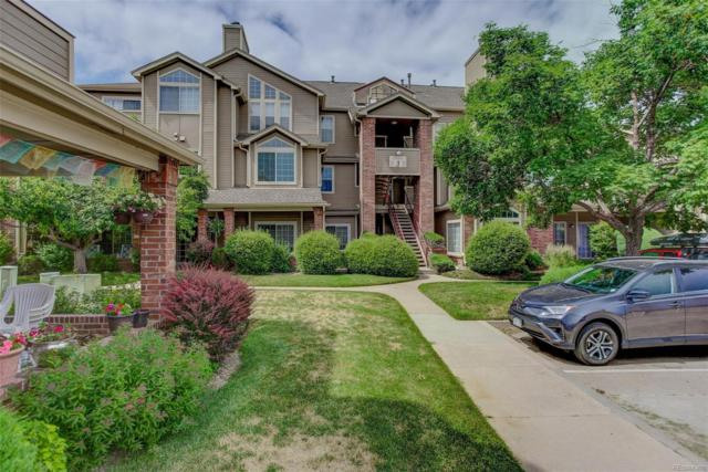4760 S Wadsworth Boulevard J203, Denver, CO 80123 (#4807799) :: My Home Team
