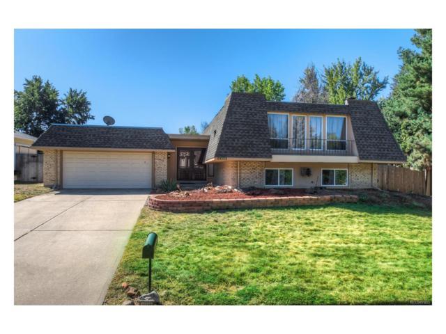 10898 E Harvard Drive, Aurora, CO 80014 (MLS #4808321) :: 8z Real Estate