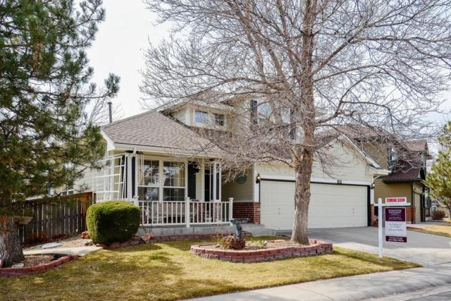 30 Sylvestor Place, Highlands Ranch, CO 80129 (#4808916) :: The Galo Garrido Group
