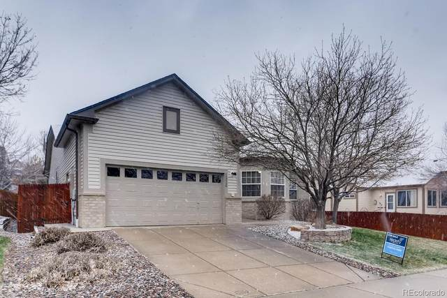 12056 Ridgeview Lane, Parker, CO 80138 (#4809291) :: Keller Williams Action Realty LLC