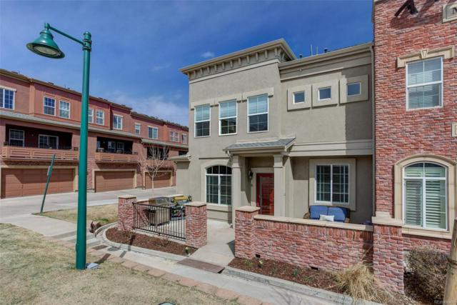 9474 Cedarhurst Lane B, Highlands Ranch, CO 80129 (#4809311) :: The Peak Properties Group