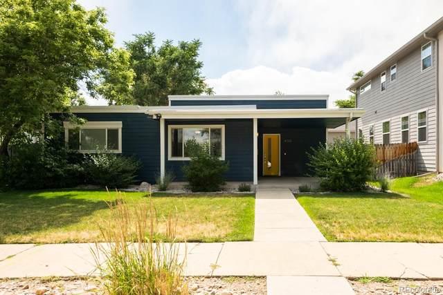 4755 Alcott Street, Denver, CO 80211 (#4809764) :: The HomeSmiths Team - Keller Williams