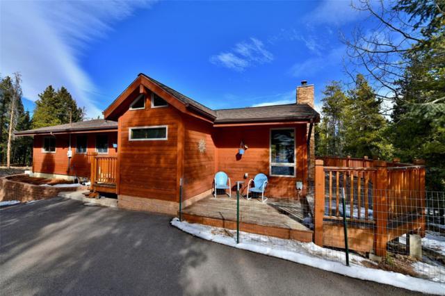 9424 Marauder Drive, Conifer, CO 80433 (MLS #4809953) :: 8z Real Estate