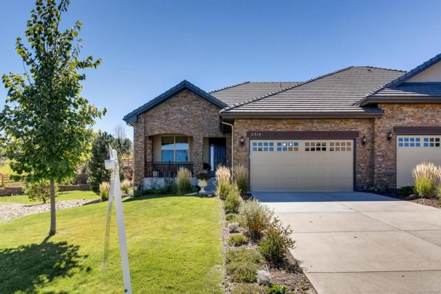 5314 Colina Place, Parker, CO 80134 (#4810094) :: The DeGrood Team