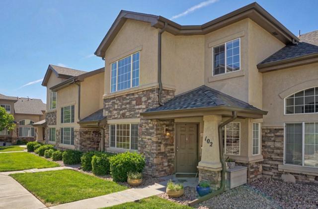 1375 S Chambers Road #102, Aurora, CO 80017 (#4810168) :: The Peak Properties Group