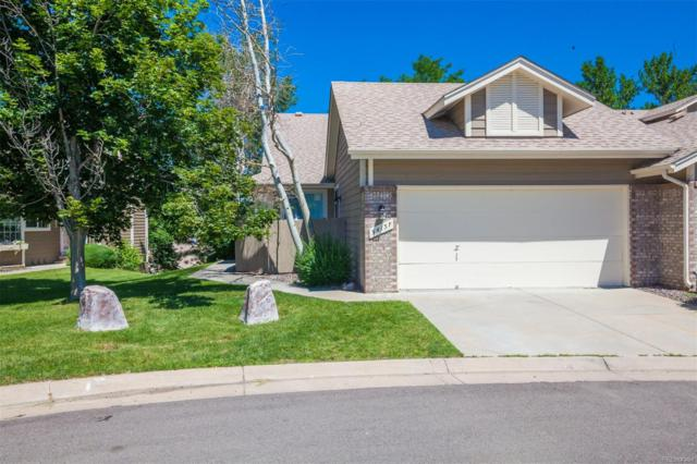 3413 W 114th Circle F, Westminster, CO 80031 (#4810475) :: The Griffith Home Team