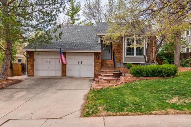 7915 S Vincennes Way, Centennial, CO 80112 (#4810524) :: Wisdom Real Estate