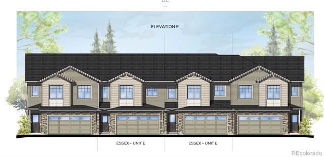 5956 Still Meadow Place #85, Castle Rock, CO 80104 (MLS #4810909) :: Colorado Real Estate : The Space Agency
