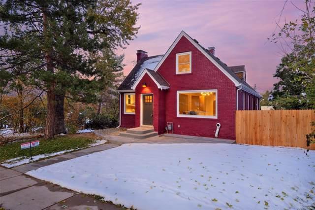 922 12th Street, Boulder, CO 80302 (#4811398) :: My Home Team