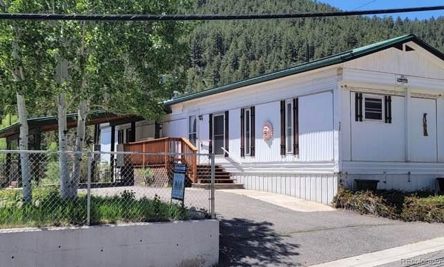 427 Idaho Street, Idaho Springs, CO 80452 (#4811575) :: The Griffith Home Team
