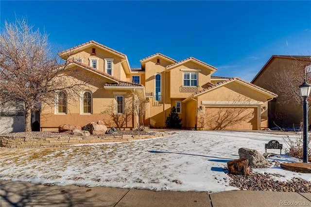 10073 Palisade Ridge Drive, Colorado Springs, CO 80920 (#4811587) :: iHomes Colorado
