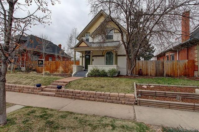 775 S Grant Street, Denver, CO 80209 (#4811731) :: Bring Home Denver with Keller Williams Downtown Realty LLC