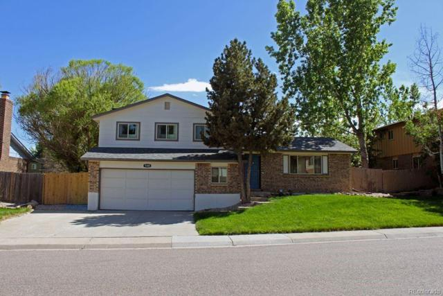 9380 W Burgundy Avenue, Littleton, CO 80123 (#4811735) :: My Home Team