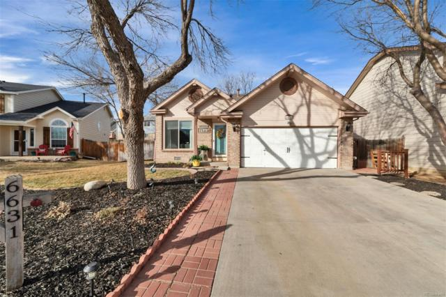 6631 E 120th Place, Brighton, CO 80602 (#4811939) :: 5281 Exclusive Homes Realty