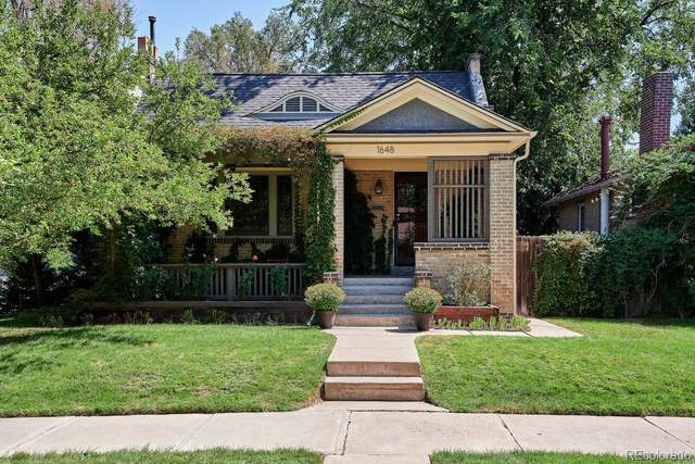 1648 Bellaire Street, Denver, CO 80220 (MLS #4812346) :: Bliss Realty Group