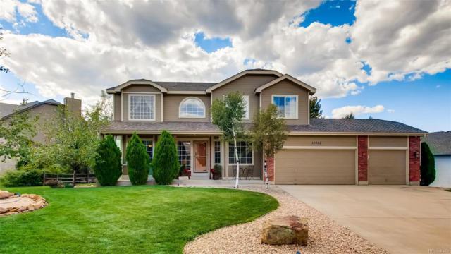 15450 Curwood Drive, Colorado Springs, CO 80921 (#4813738) :: Colorado Home Finder Realty