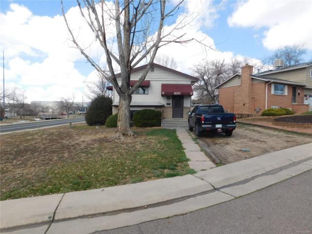 8311 Emerson Street, Denver, CO 80229 (#4813764) :: The Peak Properties Group