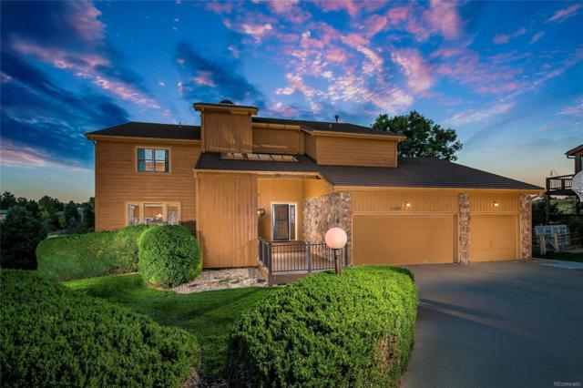 6388 Donner Circle, Parker, CO 80134 (#4813985) :: The Gilbert Group