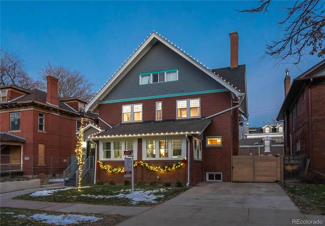 1860 Gaylord Street, Denver, CO 80206 (#4814211) :: Venterra Real Estate LLC