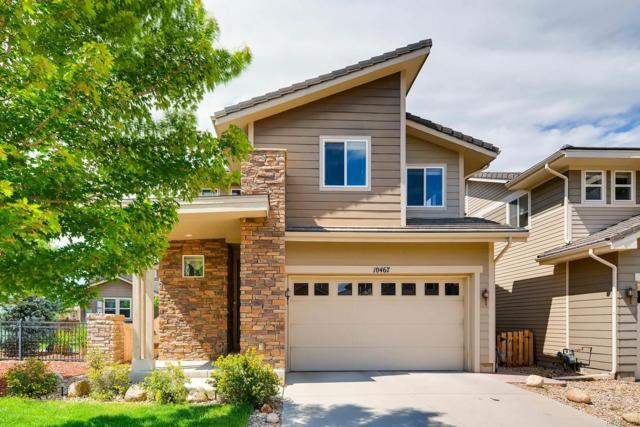 10467 Rutledge Street, Parker, CO 80134 (#4814465) :: Structure CO Group