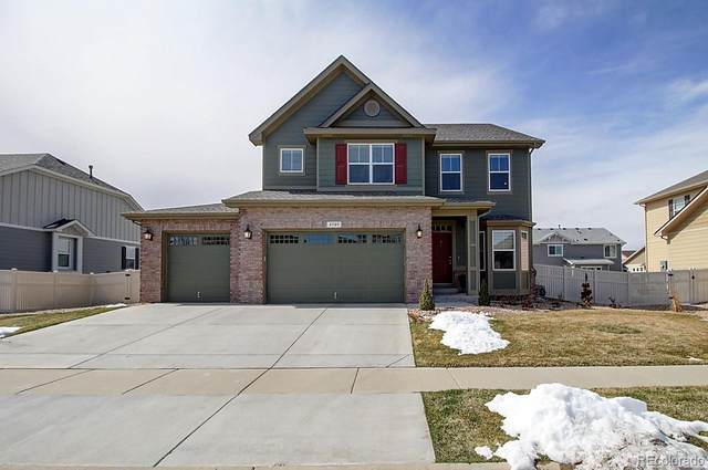 8909 Foxfire Street, Firestone, CO 80504 (MLS #4814605) :: 8z Real Estate