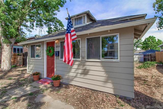 4826 Lowell Boulevard, Denver, CO 80221 (#4814761) :: Re/Max Structure