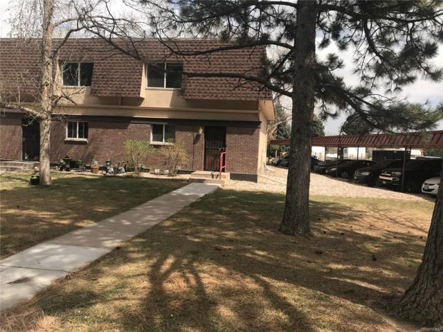 7755 E Quincy Avenue T72, Denver, CO 80237 (#4815158) :: The Peak Properties Group