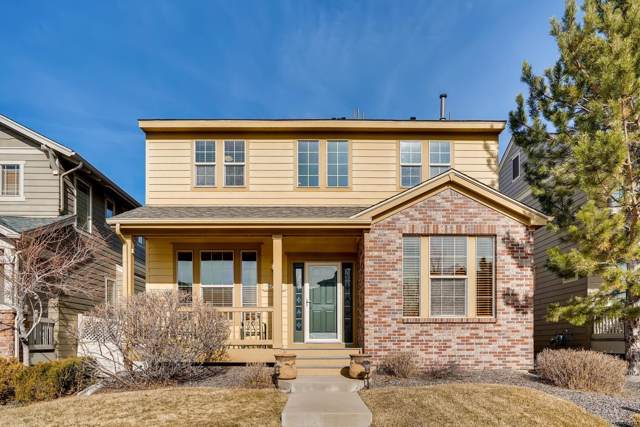21443 E Tallkid Avenue, Parker, CO 80138 (#4815326) :: The Gilbert Group