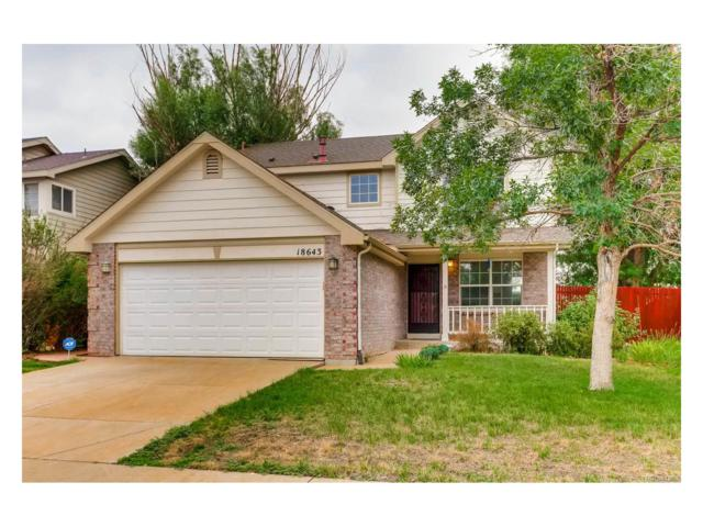 18643 E Linvale Place, Aurora, CO 80013 (MLS #4815596) :: 8z Real Estate