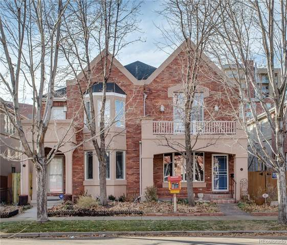35 S Monroe Street, Denver, CO 80209 (#4815657) :: The DeGrood Team