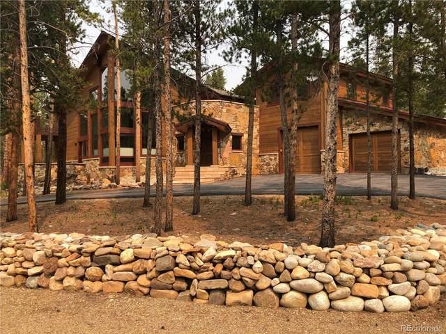 899 County Road 4, Leadville, CO 80461 (MLS #4815935) :: 8z Real Estate