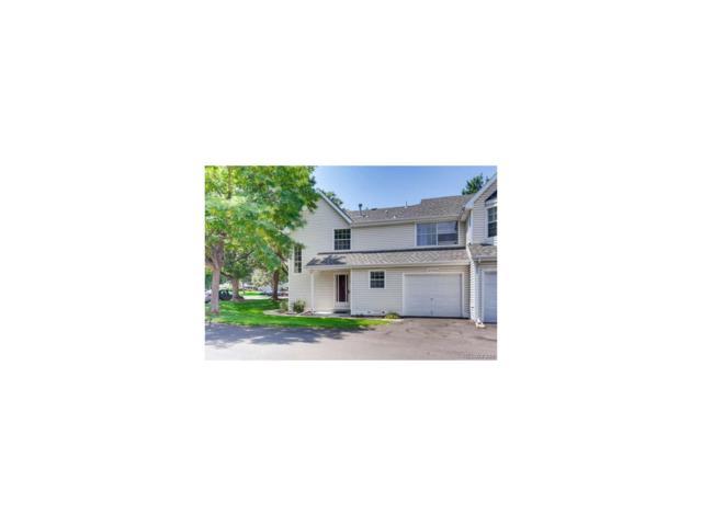 12503 E Pacific Circle A, Aurora, CO 80014 (MLS #4815977) :: 8z Real Estate
