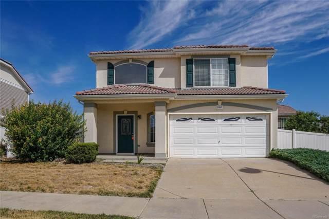 21507 E 42nd Avenue, Denver, CO 80249 (MLS #4816188) :: 8z Real Estate