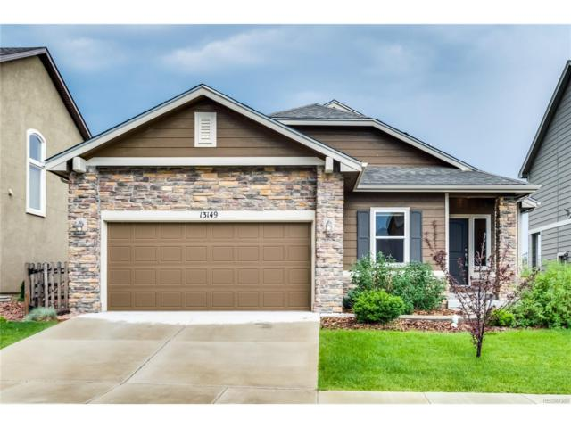 13149 Diamond Edge Way, Colorado Springs, CO 80921 (MLS #4816207) :: 8z Real Estate