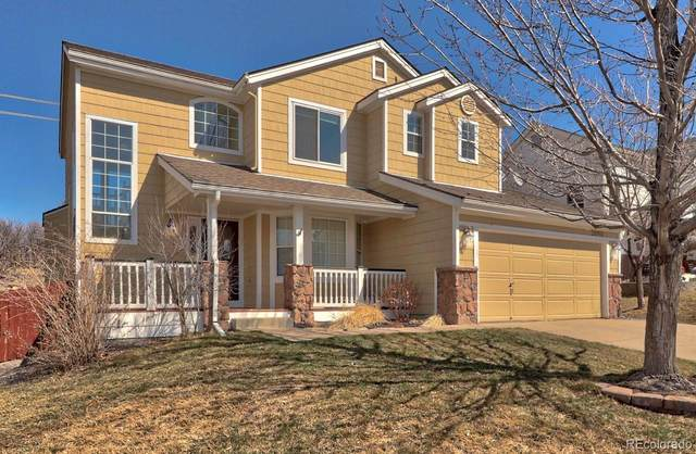 2095 Sandhurst Drive, Castle Rock, CO 80104 (#4816417) :: Colorado Home Finder Realty
