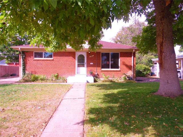 6911 Alan Drive, Denver, CO 80221 (MLS #4816630) :: 8z Real Estate