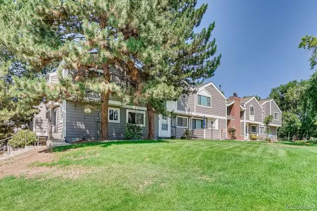 6775 W 84th Circle #75, Arvada, CO 80003 (#4816728) :: The DeGrood Team