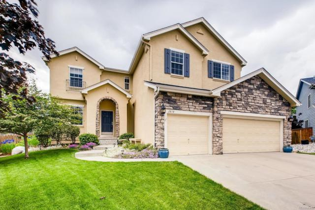 2878 Canyon Crest Place, Highlands Ranch, CO 80126 (#4816822) :: The Heyl Group at Keller Williams
