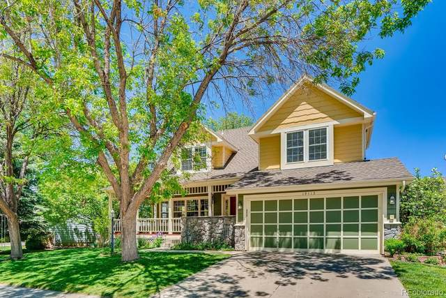19115 E Hickock Drive, Parker, CO 80134 (#4816835) :: The Griffith Home Team