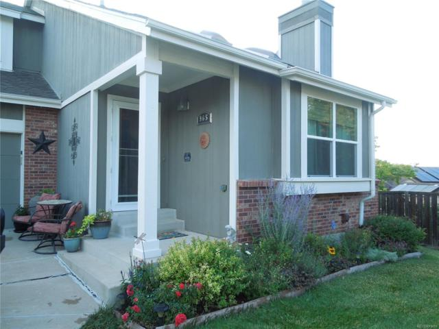 965 Cherry Blossom Court, Highlands Ranch, CO 80126 (MLS #4817469) :: 8z Real Estate