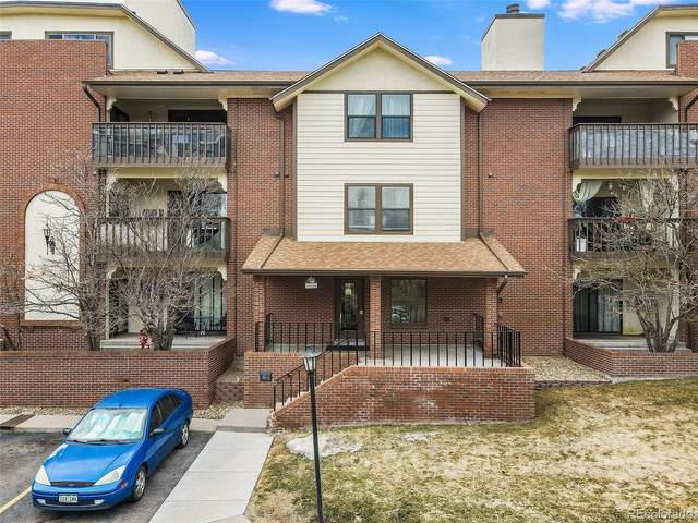 13950 E Oxford Place B306, Aurora, CO 80014 (#4818068) :: The Healey Group