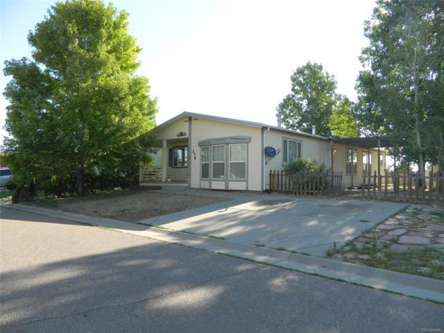 276 Apache Place, Lochbuie, CO 80603 (#4818091) :: Structure CO Group