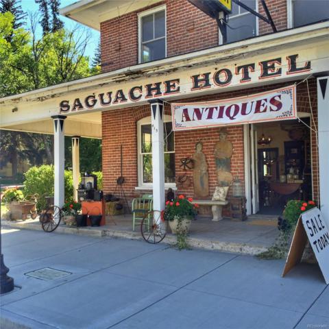 413 4th Street, Saguache, CO 81149 (MLS #4818344) :: Kittle Real Estate