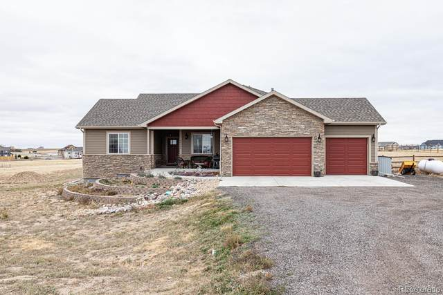 38180 E 147th Place, Keenesburg, CO 80643 (#4818550) :: Mile High Luxury Real Estate