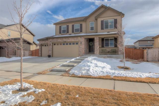 25148 E Ellsworth Place, Aurora, CO 80018 (MLS #4818643) :: 8z Real Estate