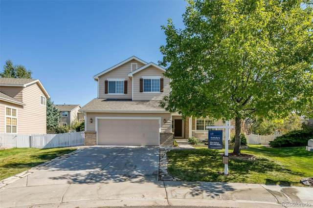 20571 E Caley Lane, Centennial, CO 80016 (MLS #4819087) :: Kittle Real Estate