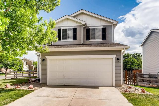 9539 Elk Mountain Circle, Littleton, CO 80125 (#4819147) :: The Peak Properties Group